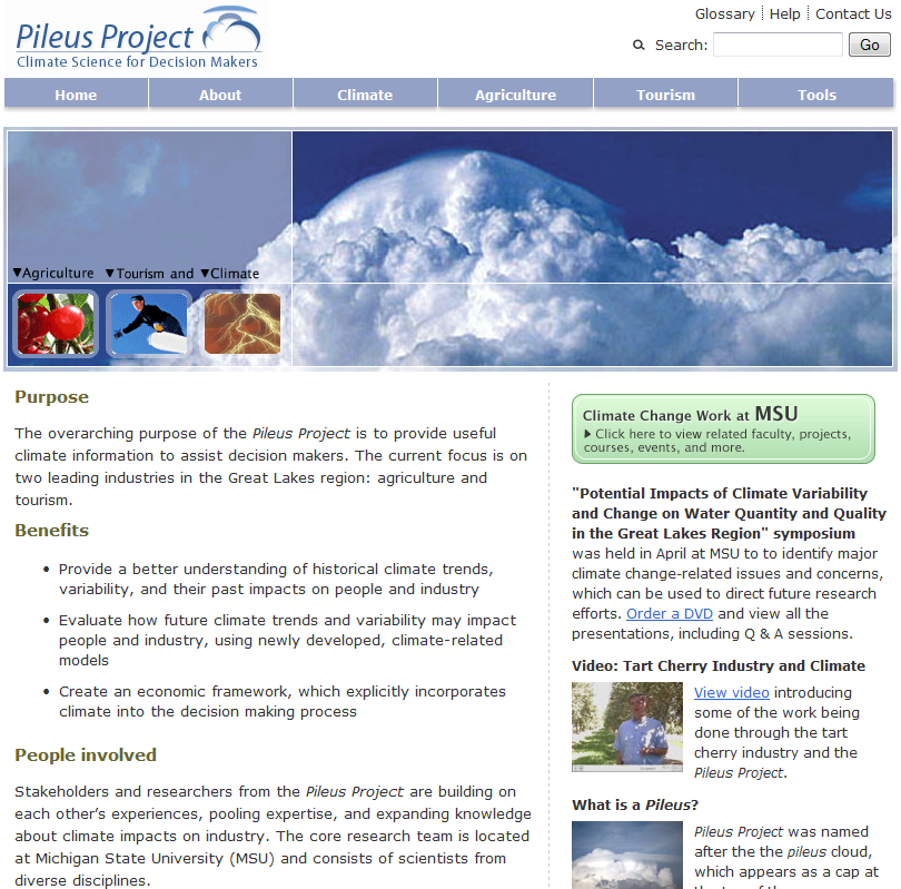 pileus project